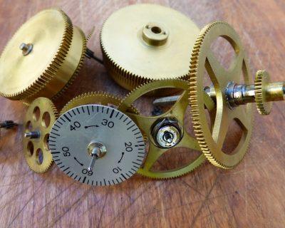 ingranaggi di orologio